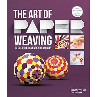 Quarry Books-The Art Of Paper Weaving