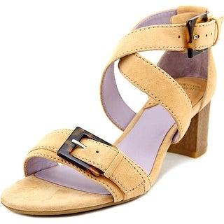 Johnston & Murphy Katarina Open Toe Suede Sandals