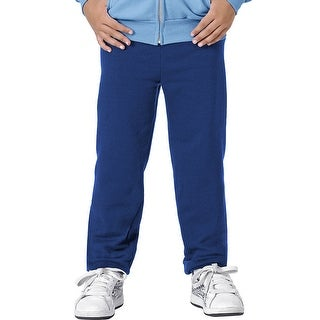 Hanes Youth ComfortBlend EcoSmart Sweatpants - L
