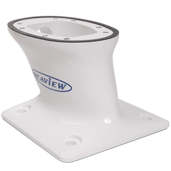 """Seaview 5"""" Modular Mount AFT Raked 7 x 7 Base Plate-Top Plate Required - PMA-57-M1"""