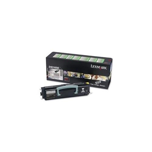 Lexmark G66414 B Lexmark 24015SA Black Return Program Toner Cartridge