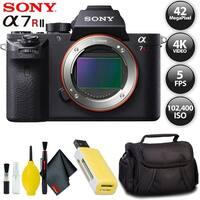 Sony Alpha a7R II Mirrorless Digital Camera International Model