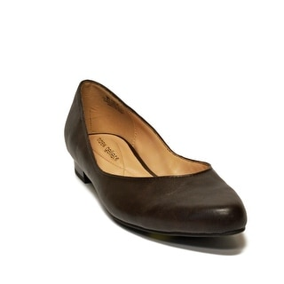 Andrew Geller Petula Women's Flats & Oxfords Dark Brown