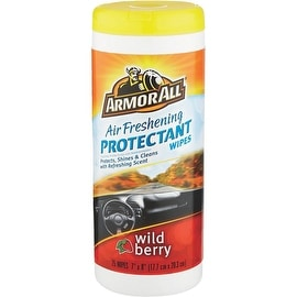 Armor All Berry Protectant Wipes