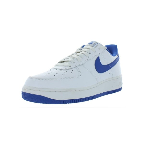 2d4b99b9f3624 Shop Nike Mens Air Force 1 Low Retro Fashion Sneakers Leather Low ...