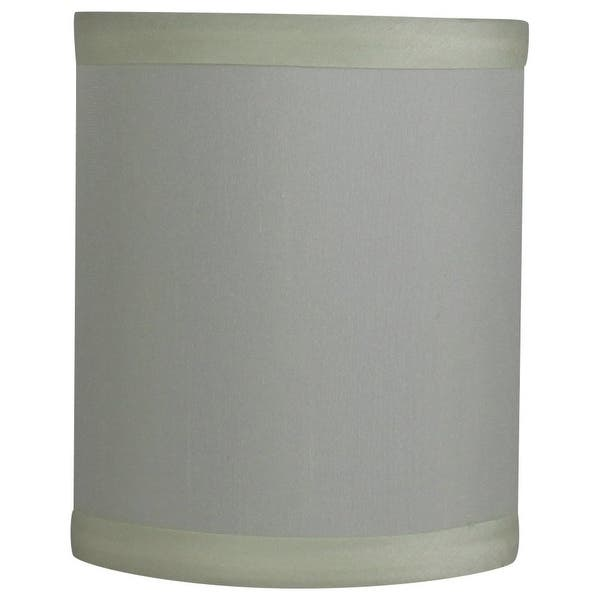 Chandelier Drum Shade Faux Silk Clip On 4 Inch Bottom Diameter 4 75 Height Overstock 32052060