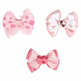 Aria Molly Dog Bows - 5 Assorted Bows