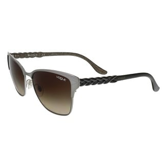 Vogue VO3949/S 548/13 Gunmetal Cat Eye sunglasses Sunglasses - 57-17-140