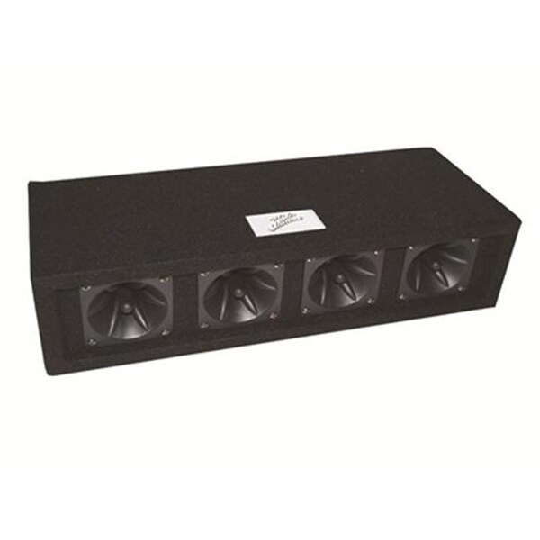 Zebra Z40C Box 4 Way Tweeter System