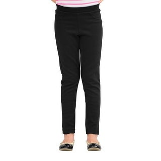 Pulla Bulla Little Girls' Solid Leggings