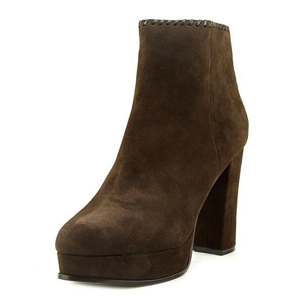 Marc Fisher Natasia Women Dark Brown Boots