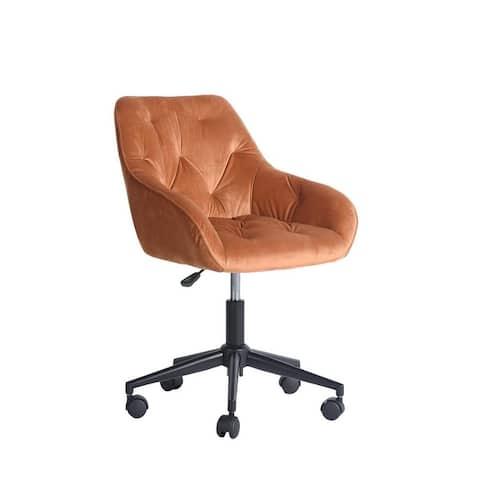 FurnitureR Modern Upholstered Task Chair