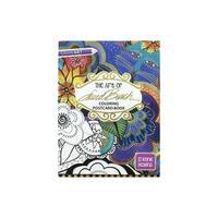 C&T The Art of Laurel Burch Coloring Postcard Bk