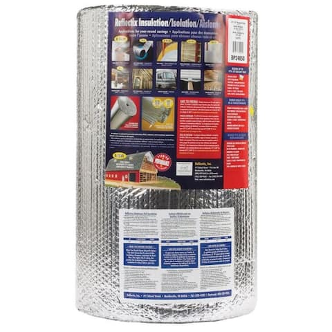 Reflectix Reflective Radiant Barrier Insulation Roll 100 sq. ft.