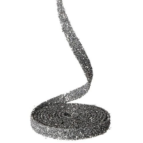 Silver Glitter Garland