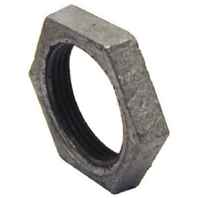PanNext G-LNT07 Galvanized Lock Nut, 3/4