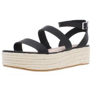32a185d65241 Buy Black steve madden Women s Sandals Online at Overstock