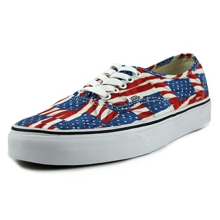 Vans Authentic   Round Toe Canvas  Skate Shoe