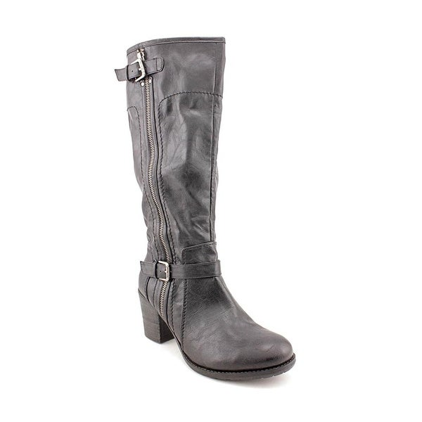 Marc Fisher Womens Mattnew2 Closed Toe Knee High Riding Boots