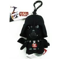 """Star Wars Vader 4"""" Talking Plush Clip On - multi"""