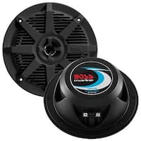 "Boss 5.25"" 2-Way Coaxial Marine Speaker 150W Black"