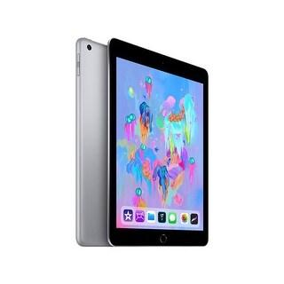 """Apple iPad 9.7"""" 128GB Wi-Fi/4G LTE - Space Grey"""