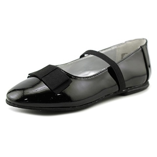 Balleto by Jumping Jacks Samantha Youth Round Toe Leather Mary Janes
