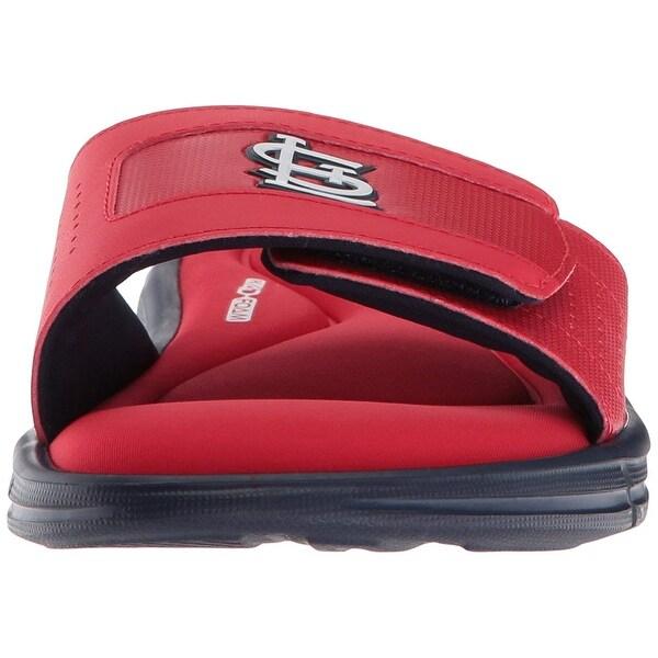 0dba5558b3 Under Armour Men's Ignite V MLB Slide Sandal - 13
