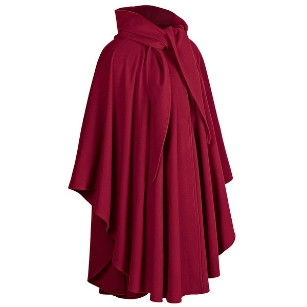 Women's Irish Walking Cape
