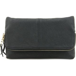 Urban Expressions Harley Women   Synthetic Black Clutch