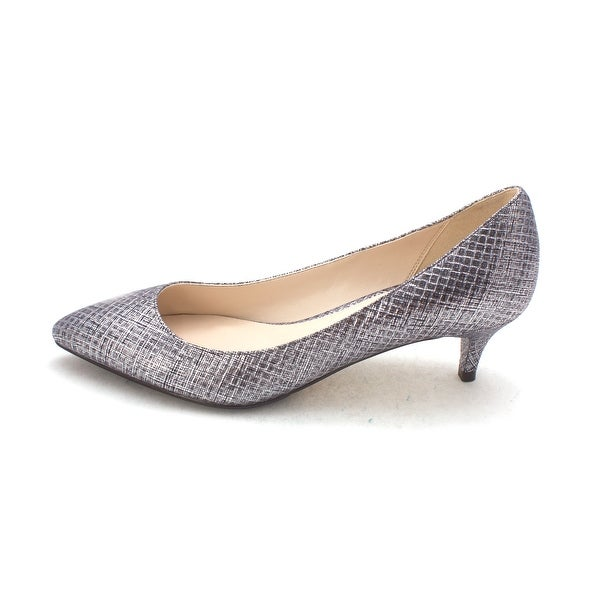 Cole Haan Womens Gisellesam Pointed Toe Classic Pumps - 6