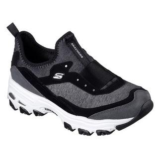 Skechers 11920 BLK Women's D'LITES-MODERN FRONT Walking