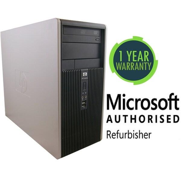 Refurbished HP 5800 Tower, intel C2D 2.8GHz, 4GB, 160GB, W10 Home, WiFi
