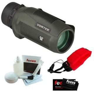Vortex Optics S836 8x 36mm Monocular with Cleaning Cloth Bundle
