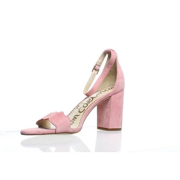 Sam Edelman Womens Odila Pink Lemonade