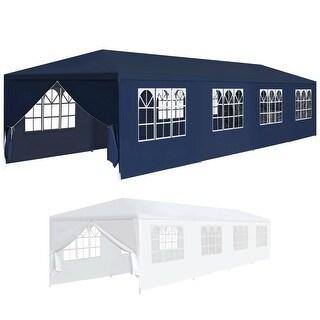 vidaXL Garden Marquee Outdoor Patio Party Tent Canopies Gazebo