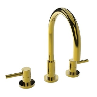 Link to Newport Brass 1500 East Linear Double Handle Widespread Lavatory Similar Items in Faucets
