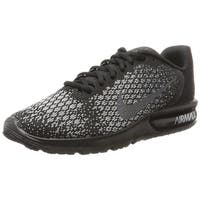 Nike Mens air max sequent 2 Low Top Lace Up Running Sneaker