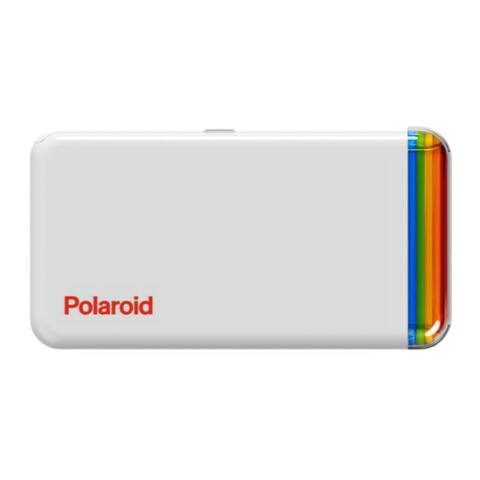 "Polaroid Originals Hi-Print 2x3"" Pocket Photo Printer with Bluetooth - White"