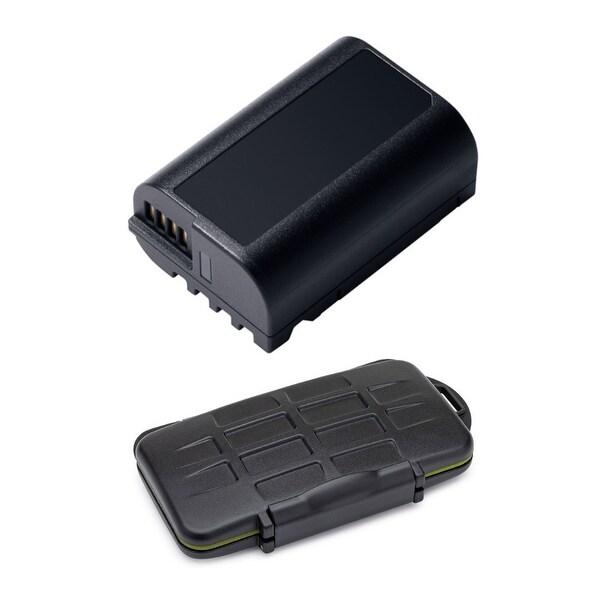 Panasonic DMW-BLK22 Lithium-ion Battery Pack bundle - Black. Opens flyout.