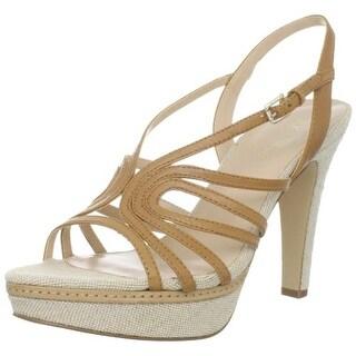 AK Anne Klein Women's Francine Platform Sandal