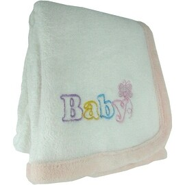 Baby Butterfly Blanket in Pink by Snugly Baby
