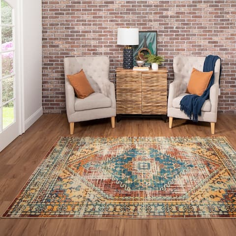 Mohawk Home Apeley Spice Area Rug