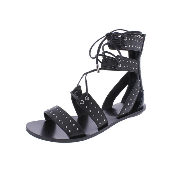 Kendall + Kylie Womens Fabia Gladiator Sandals Studded Open Toe