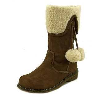 Rachel Shoes Athena Round Toe Synthetic Winter Boot