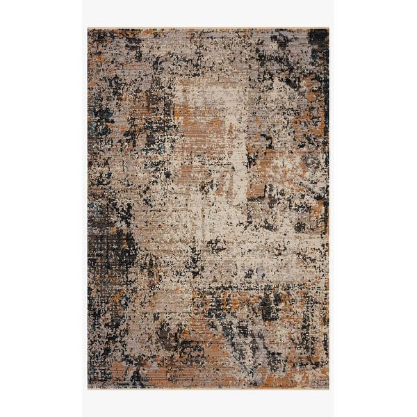 Alexander Home Reese Modern Rustic Abstract Area Rug With Fringe Overstock 32035125