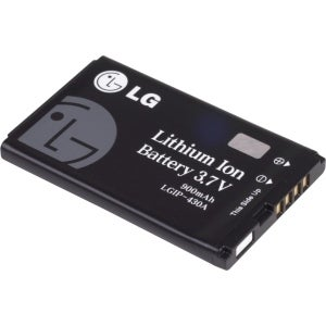 OEM LG AX585 Rhythm, CB630 Invision, CE110, UX585 Standard Battery SBPL0093301