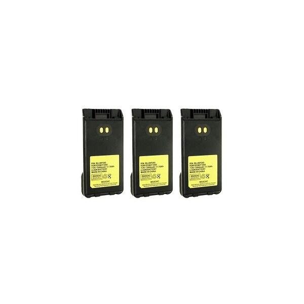 Battery for Icom BP280 (3-Pack) Battery for Icom BP-280
