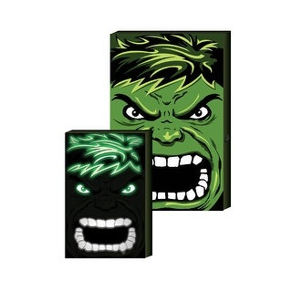 Hulk LED Hero Face Box Art