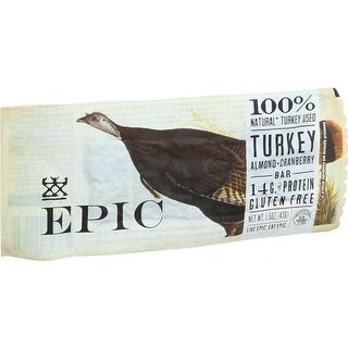 Epic - Turkey Almond Cranberry Bar ( 12 - 1.5 OZ)